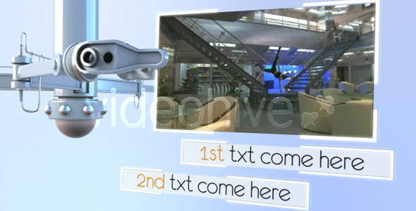 After Effects Project - VideoHive Rotating Displays 148222