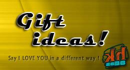Gift ideas !