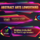 Abstract Arts Lower Third