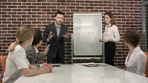 VideoHive Business Education And Office Concept Serious 12166234