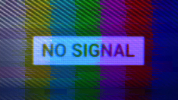 No Signal 2 in 1
