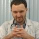 Doctor Grumpy Greedy Miserly Health Care