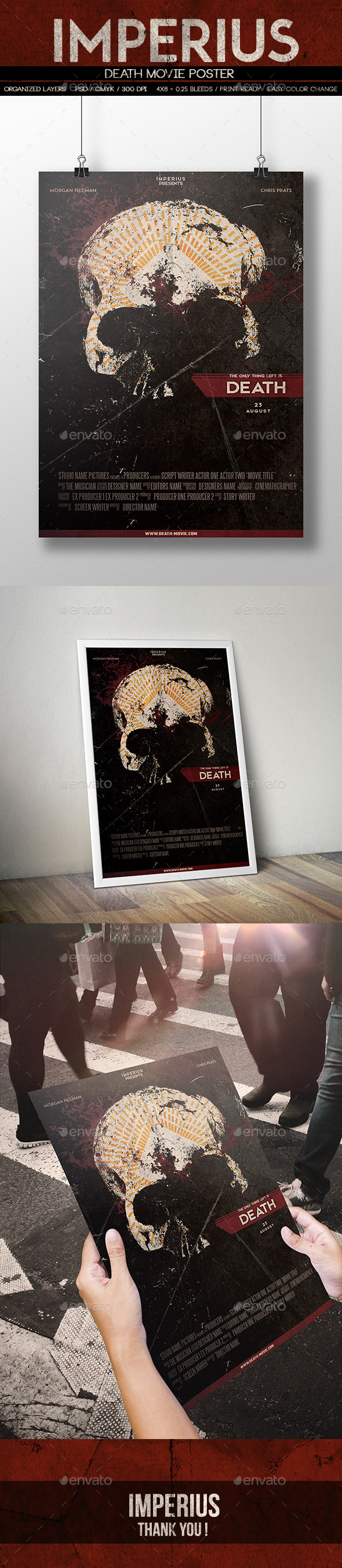 Death Movie Poster