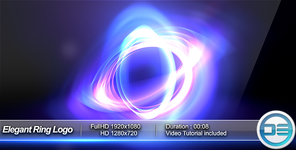 After Effects Project - VideoHive Elegant Ring Logo 148353