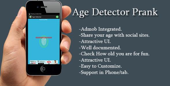 Age Detector