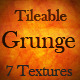7 Colourful Scratched Tileable Texture Patterns - GraphicRiver Item for Sale