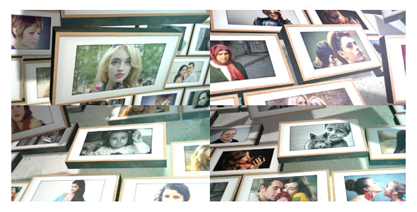 VideoHive 115 Photos Gallery 12175971