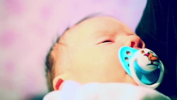 VideoHive Beautiful Little Baby Sleep 12177388