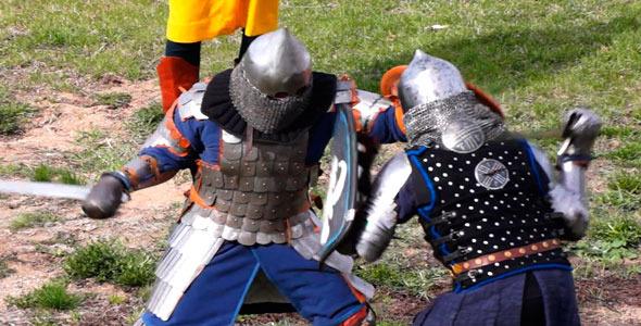 VideoHive Knight Tournament 12177885