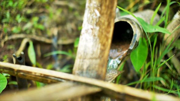 VideoHive Bamboo Water Mills 02 12177943