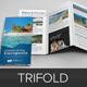 Travel Trifold Brochure InDesign Template v2