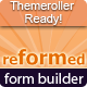 reformed -- Themeable Form Builder