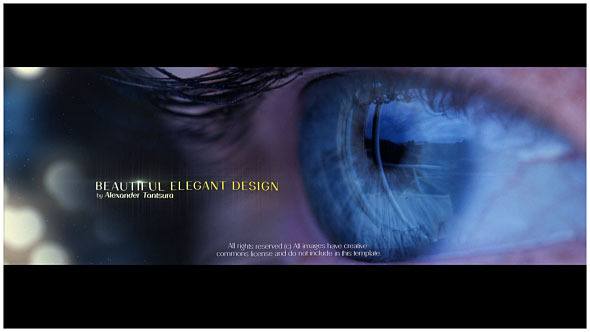 VideoHive Luxury Slideshow 12180823