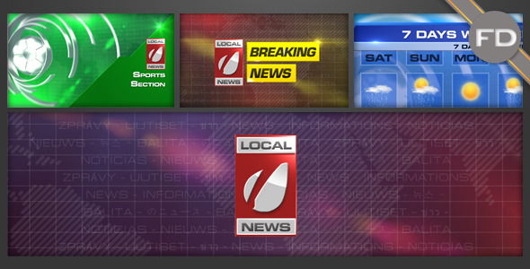 News Design Pack