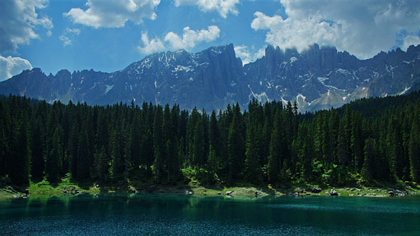 VideoHive Alpine Lake 12184392