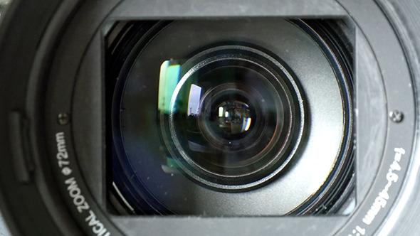 VideoHive Lens Focal Length Shift 12184589