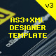 Studio78 XML Flash Template - ActiveDen Item for Sale