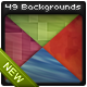 7×7 - Mega background pack (49 backgrounds inside) - GraphicRiver Item for Sale