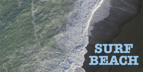 VideoHive Surf Beach 12186176
