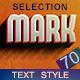 70 Text Style Retro, Movie & 3D Bundle Selection