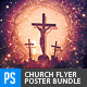 Church/Christian Themed Poster/Flyer Bundle-3