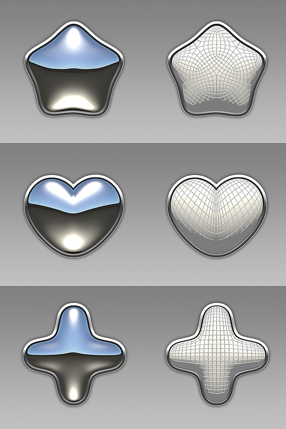 3DOcean Rating Icons 1221184