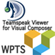 WPTS Teamspeak Viewer