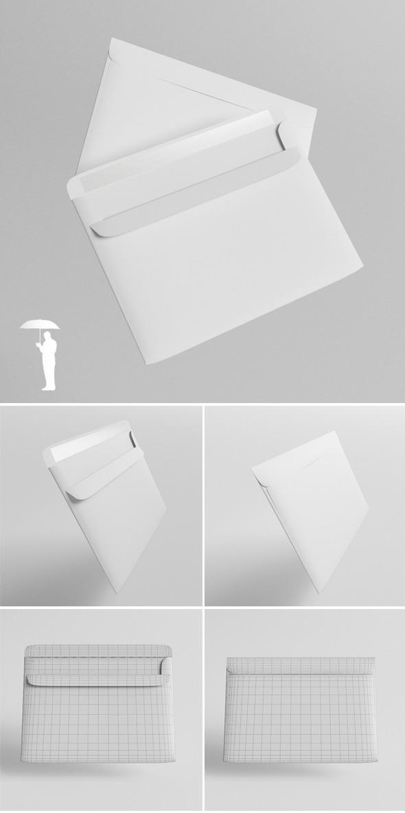 3DOcean Envelope 12188799