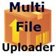 Flex MultiUploader