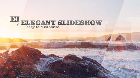 VideoHive Elegant Slideshow 12189454