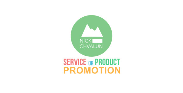 Service Or Product Promotion Presentation