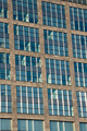 Facade of an office building