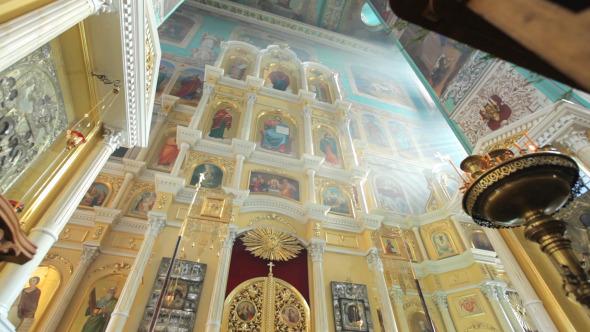 VideoHive Orthodox Church Interior 5 12190677