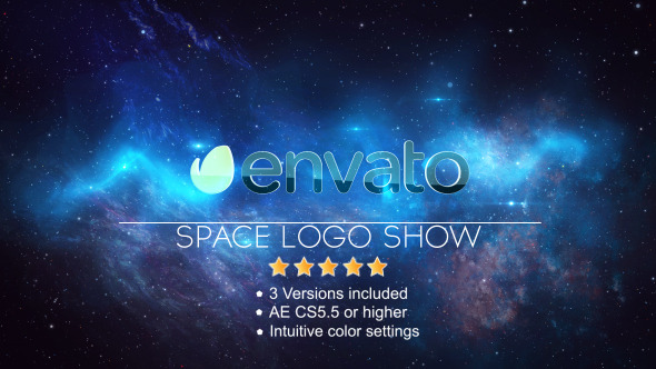 VideoHive Space Logo 12190726
