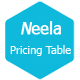 Neela - CSS3 Responsive Pricing Table