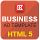 Business - Google HTML Animated Banner 06