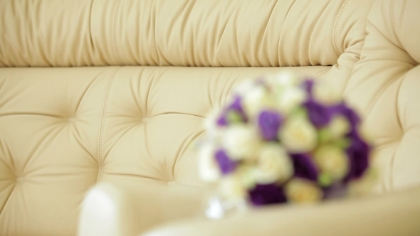 VideoHive Wedding Bouquet In The Room 12206758