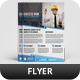 Corporate Flyer Template Vol 57