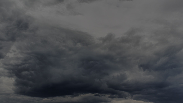 VideoHive Storm Clouds In Motion 3 12208889