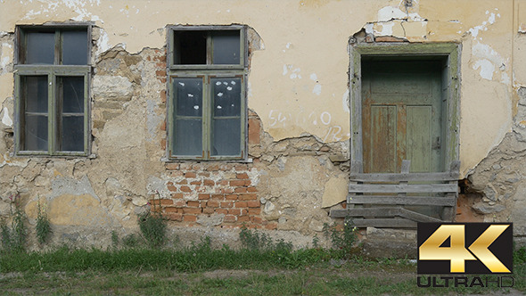 VideoHive Abandoned Old House 12210609