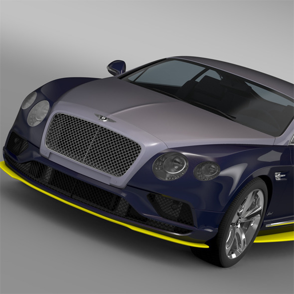 3DOcean Bentley Continental GT Speed Breitling Jet Team 12210851