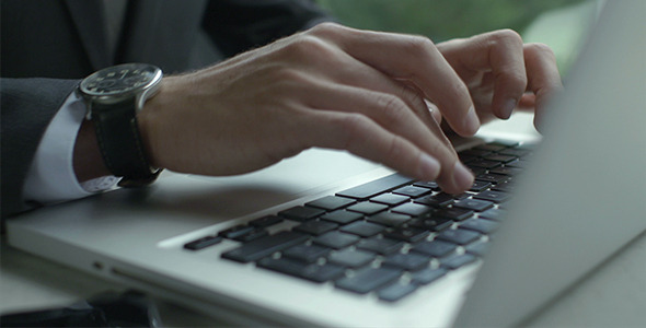 VideoHive Professional Freelance Broker Working On The Go 12211810