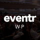 Eventr - One Page Event WordPress Theme