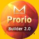 Prorio - Responsive Email + MailBuild Online