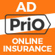 Insurance - GWD HTML5 Ad Banner