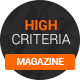 HighCriteria - Clean Multipurpose Magazine HTML