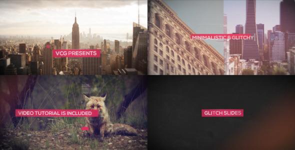 VideoHive Glitch Slides An Epic Glitch Opener 12217367