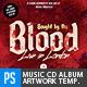 Christian Themed Music CD Album Artwork