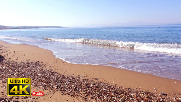 VideoHive Sea Waves 12219690