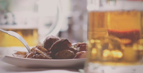 VideoHive Food And Beer 12221961